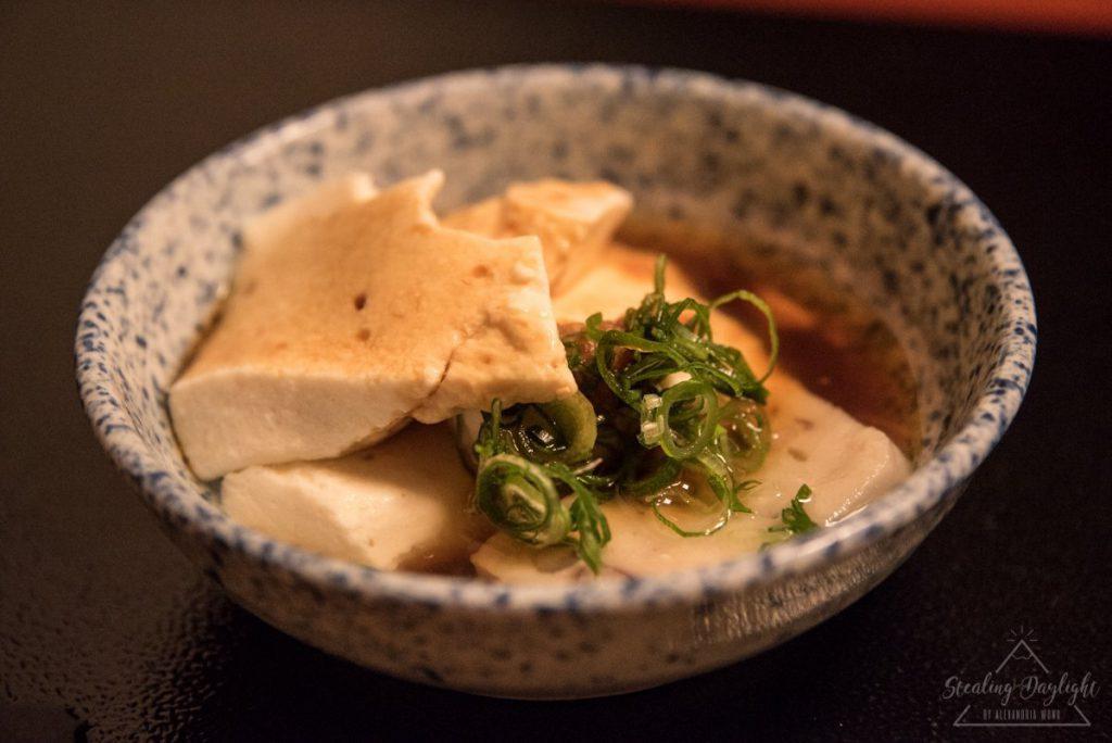 豆水樓 湯豆腐