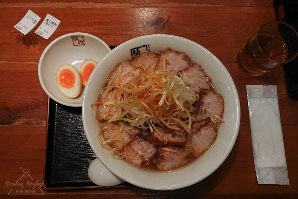 京都拉麵小路 坂內食堂
