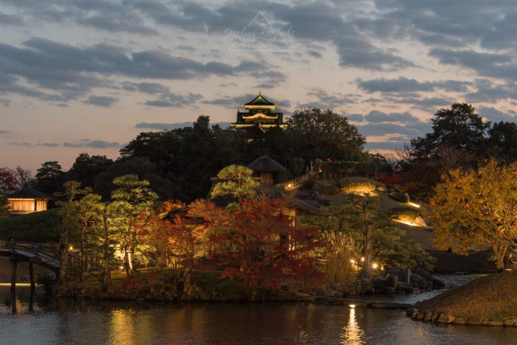 岡山 後樂園