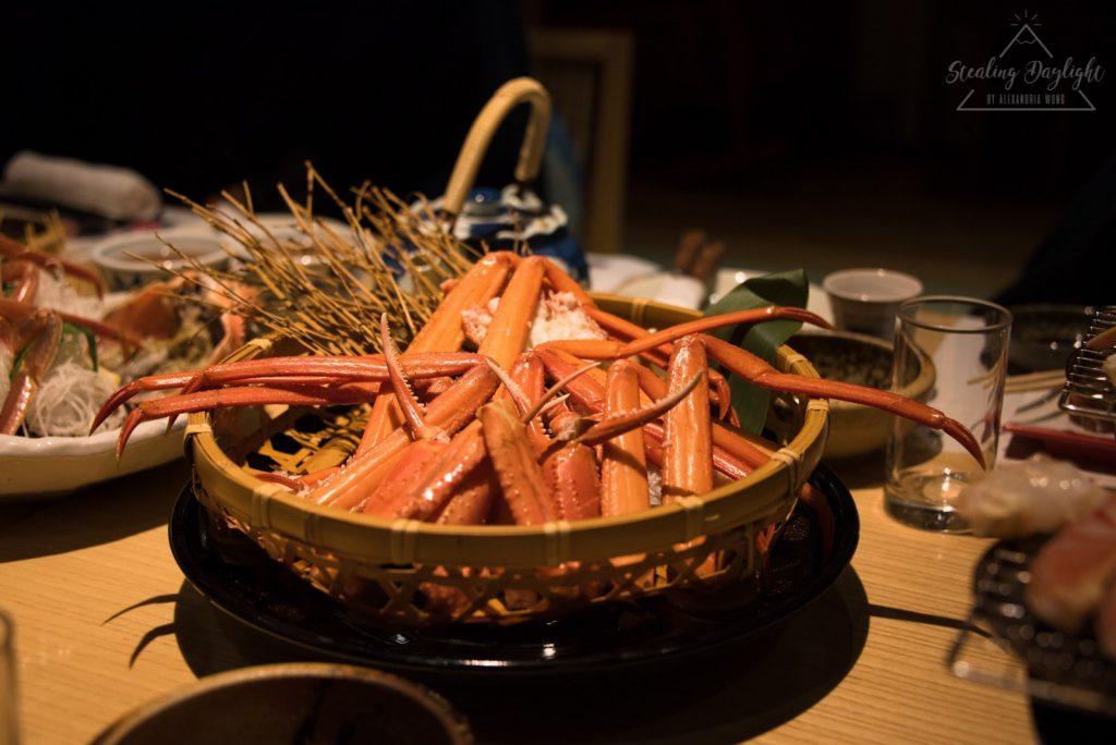 城崎溫泉湯樂 冬爛漫套餐