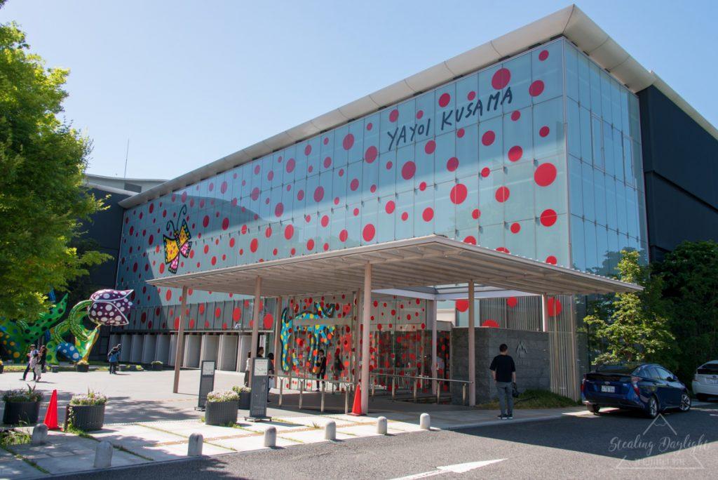 松本市美術館 草間彌生