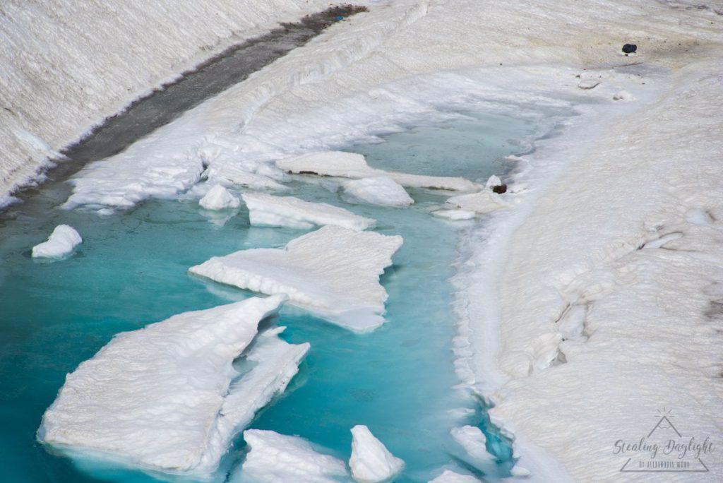 立山黑部 阿爾卑斯山脈路線 みくりが池
