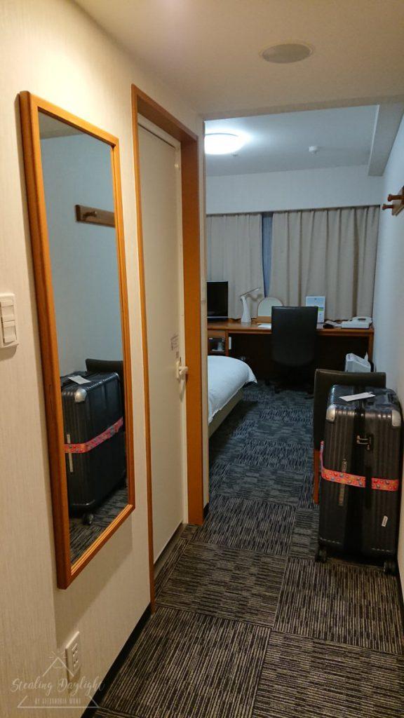 富山 Daiwa Roynet 酒店 房間