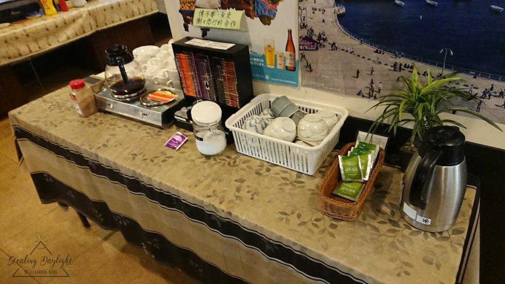 富山 Daiwa Roynet 酒店 早餐