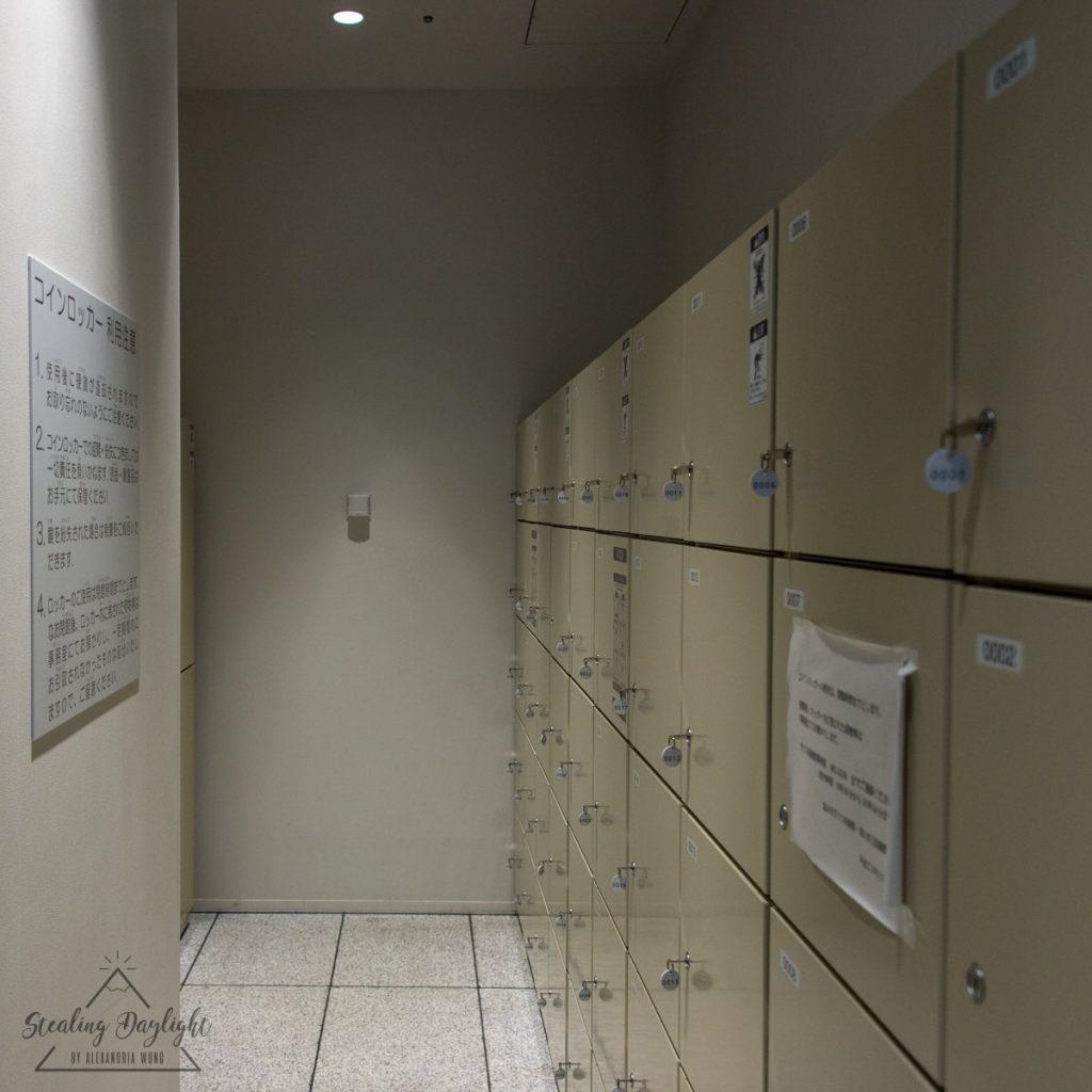 富山市玻璃美術館 富山市ガラス美術館 儲物櫃