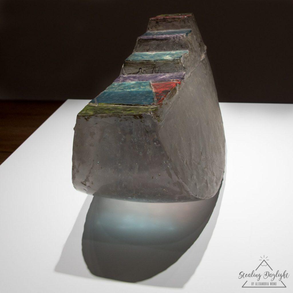 富山市玻璃美術館 富山市ガラス美術館 扇田克也 光のカタチ