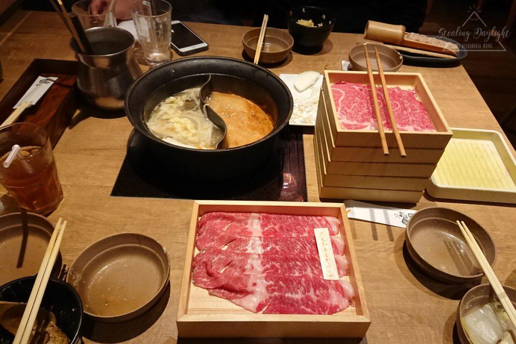 京都 溫野菜