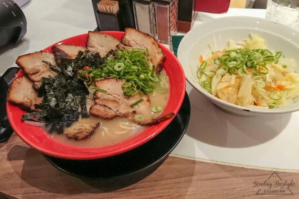 岡山 小豆島拉麵