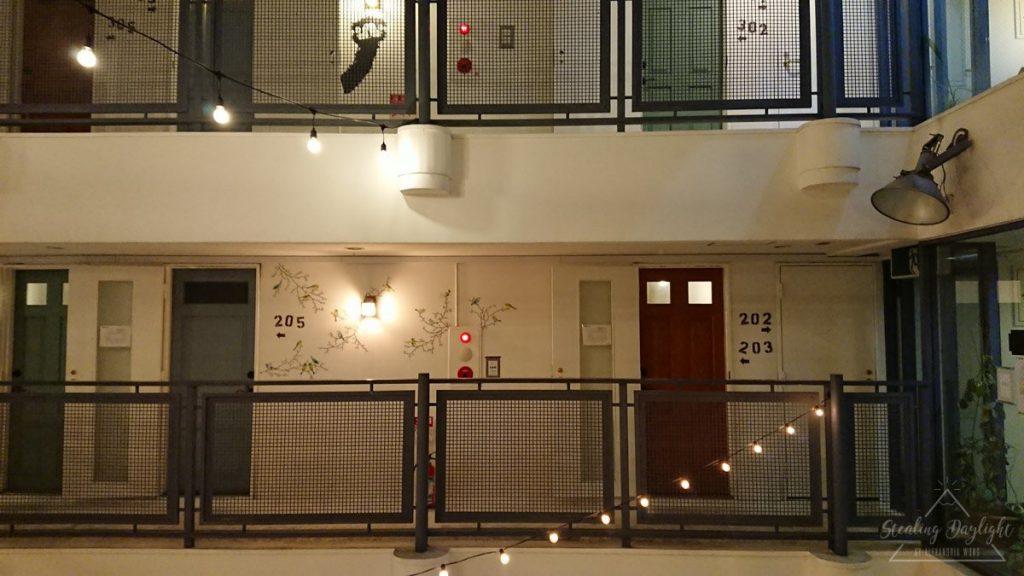 岡山 倉敷 Hostel Cuore