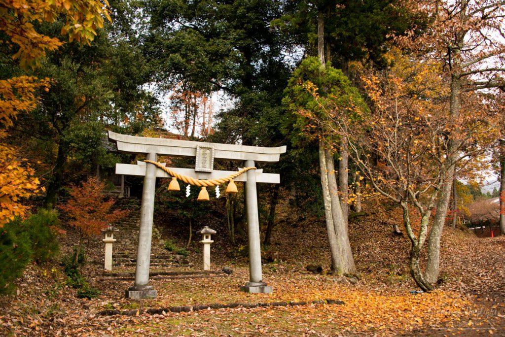 滋賀 伊香具坂神社