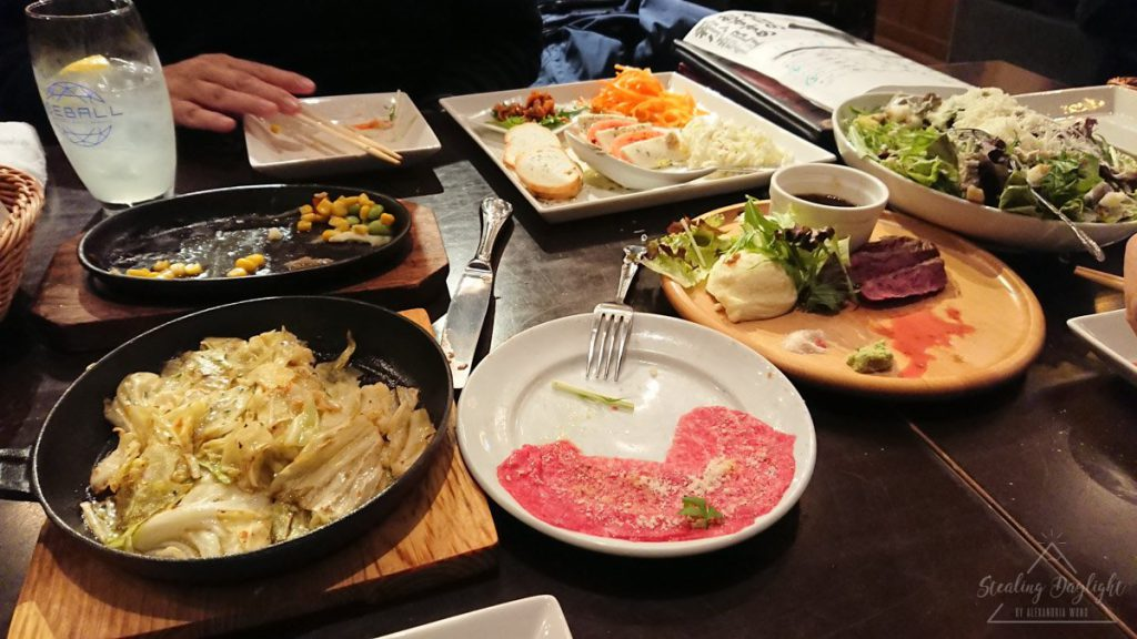 滋賀 大津 Niku Bar Modern Meal