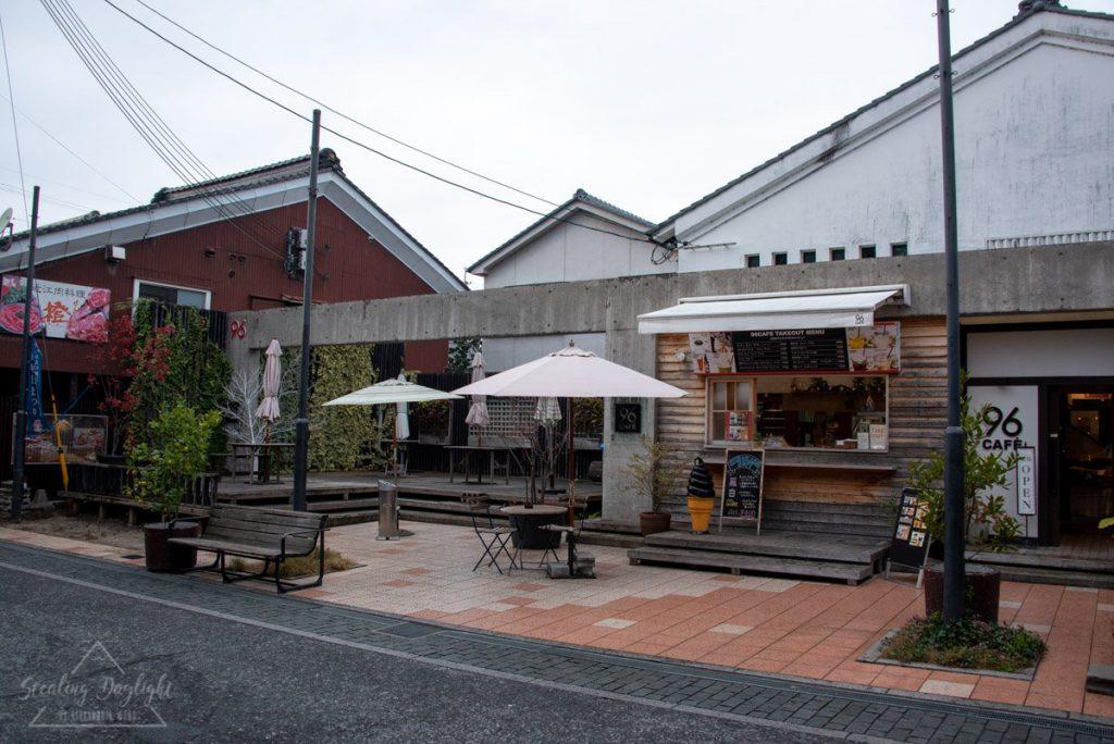 長濱 黑壁廣場 96 Cafe