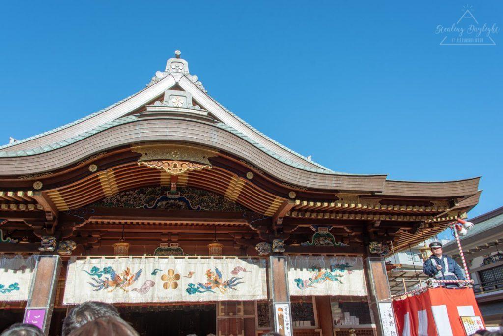 湯島天滿宮