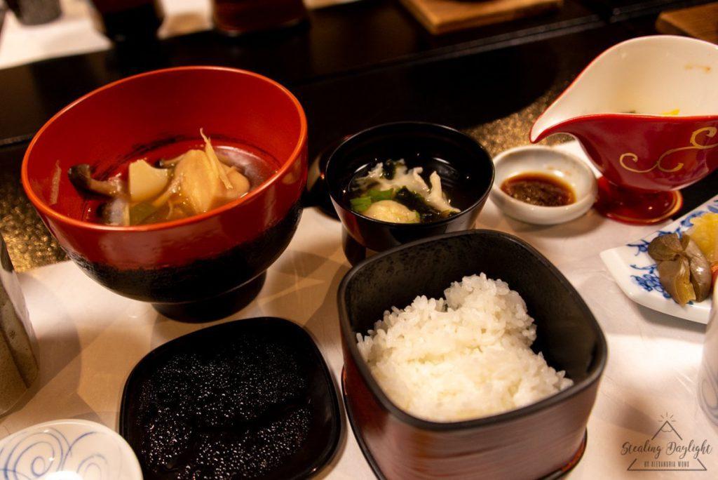 山形 銀山溫泉 瀧見館 晚餐 夕食