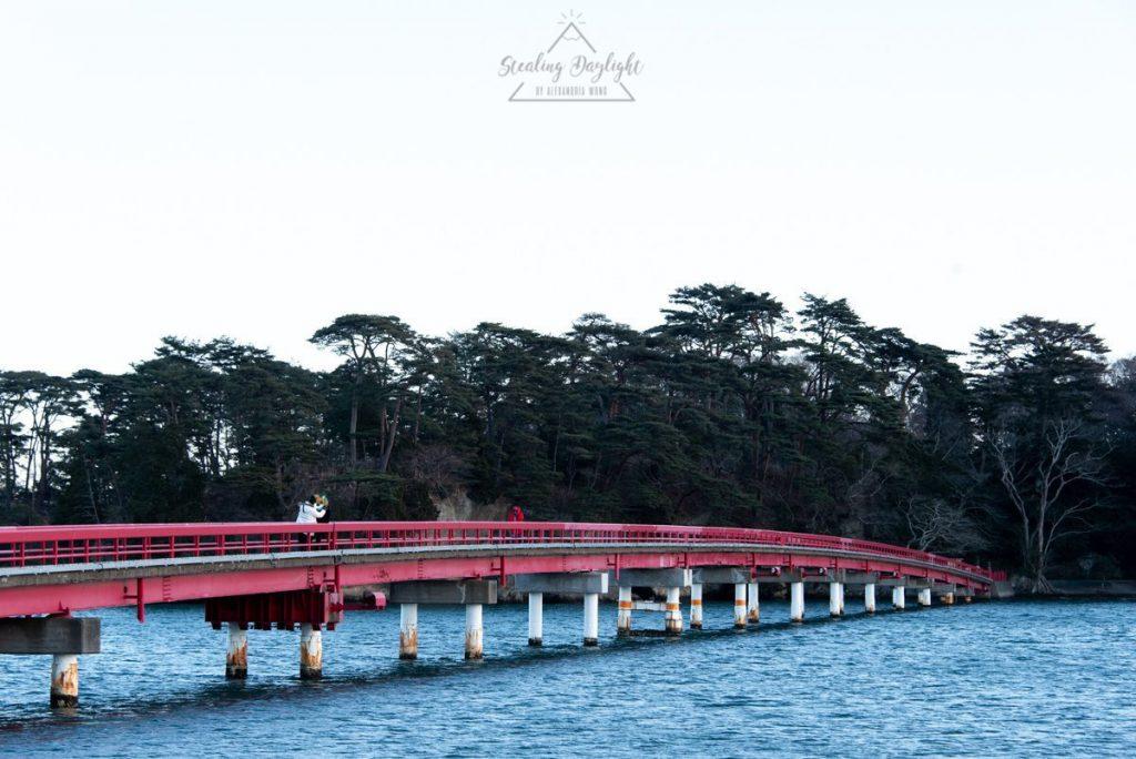 宮城 松島 福浦橋