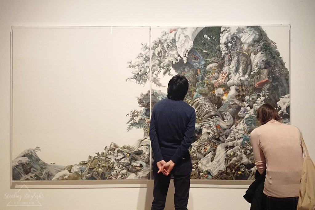 東京 森美術館 Catastrophe and the Power of Art