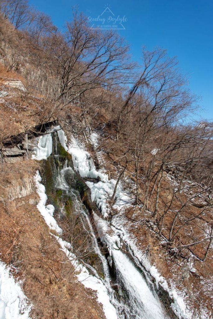 栃木 奧日光 華嚴瀑布 華厳の滝