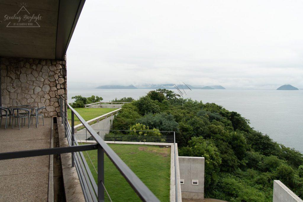 直島 Benesse House