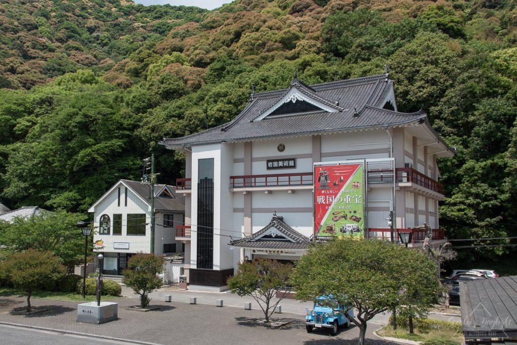 山口 岩國美術館