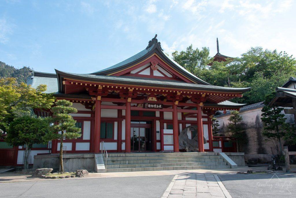廣島 宮島 嚴島神社 寶物館