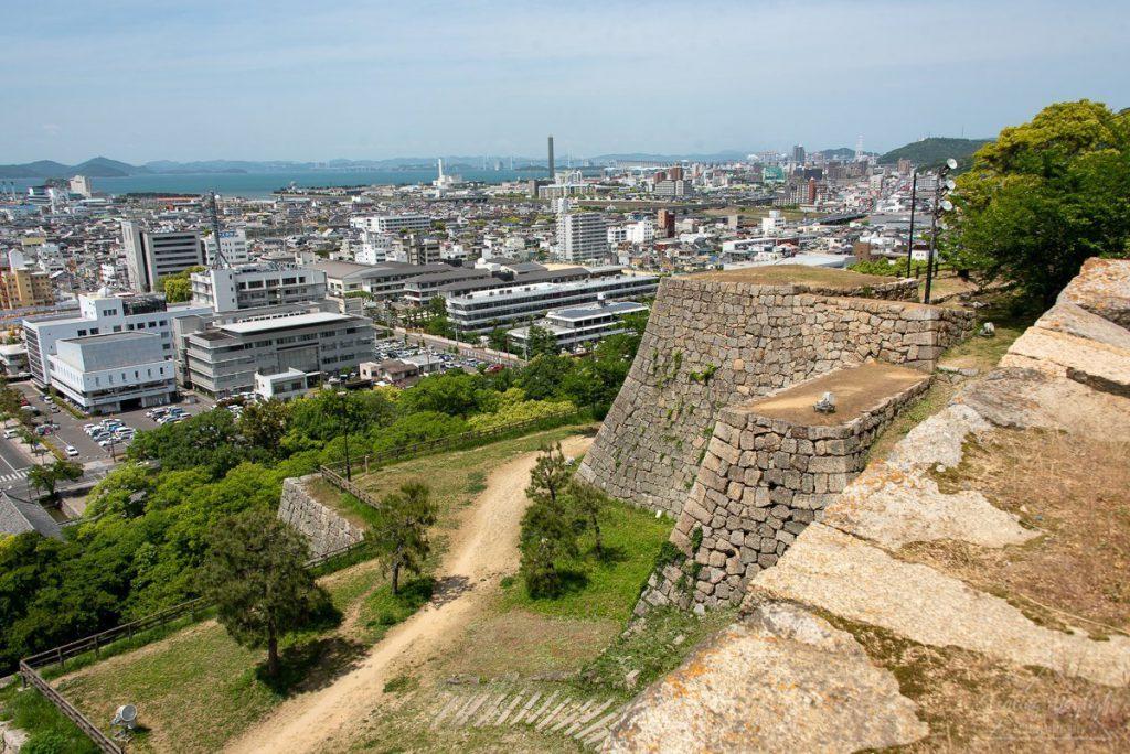 香川 丸龜城