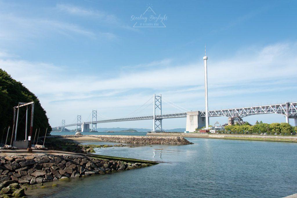 香川 沙彌島 瀨戶大橋紀念館