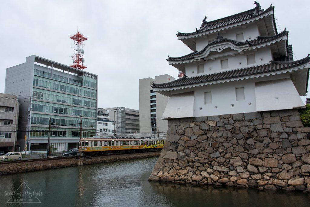 香川 高松城