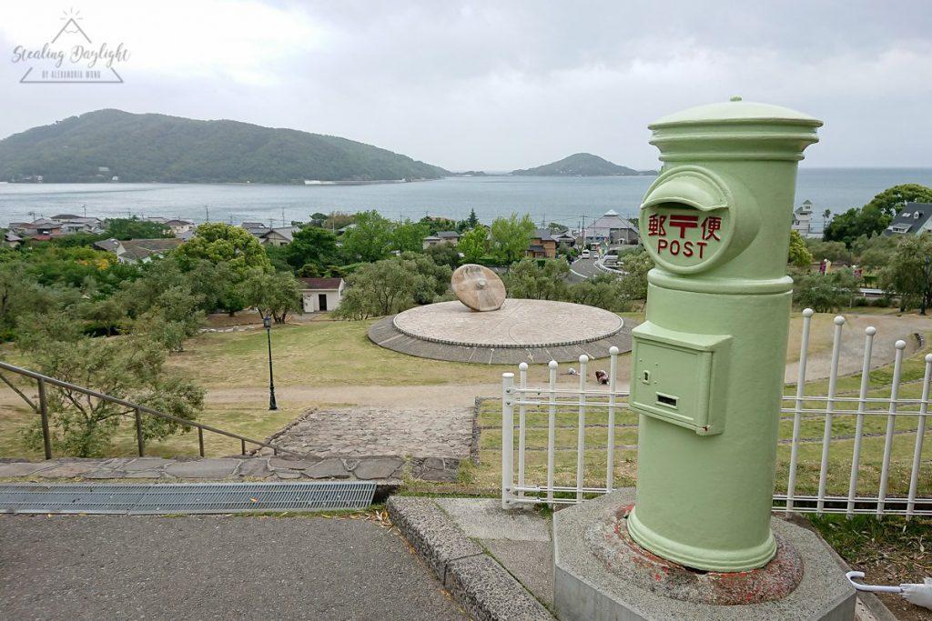 香川 小豆島 橄欖公園