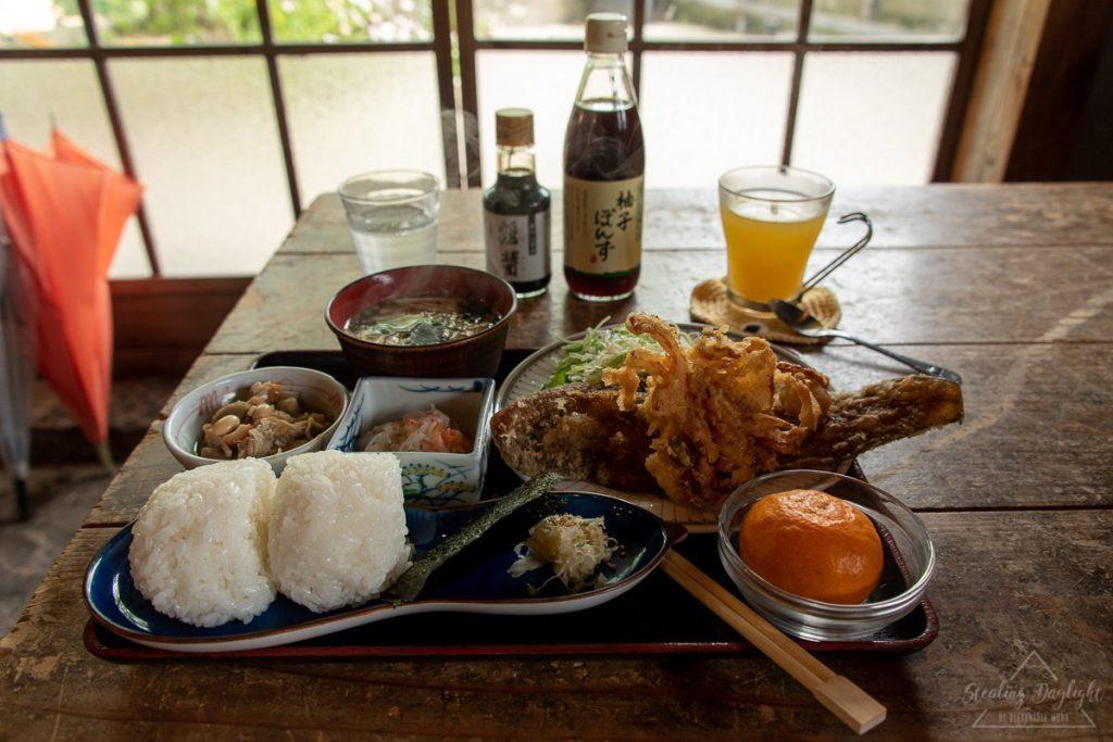 香川 小豆島 こまめ食堂