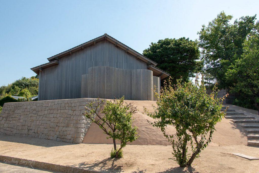 岡山 犬島 Art House Project Frt House Project F邸 in01B