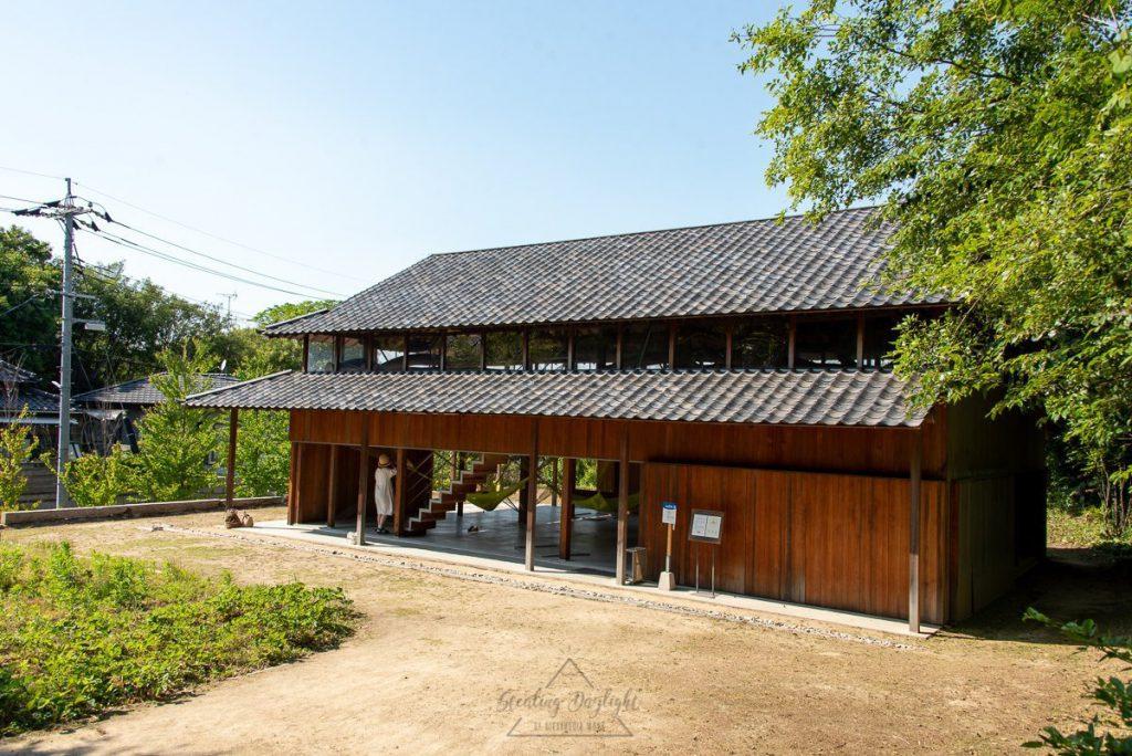 岡山 犬島 Art House Project Frt House Project C邸 in04B