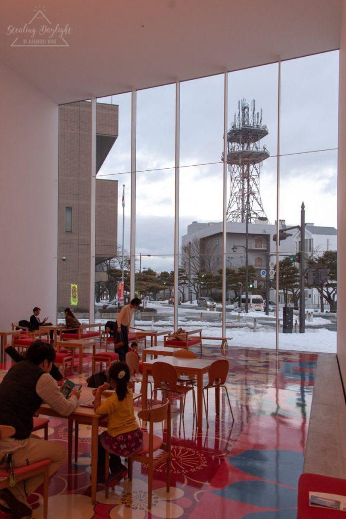 青森 十和田市現代美術館
